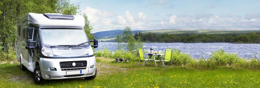 Camping car à Lyon